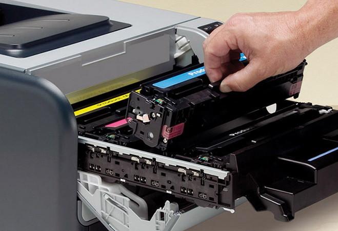 Как сделать так чтобы принтер печатал черным 92