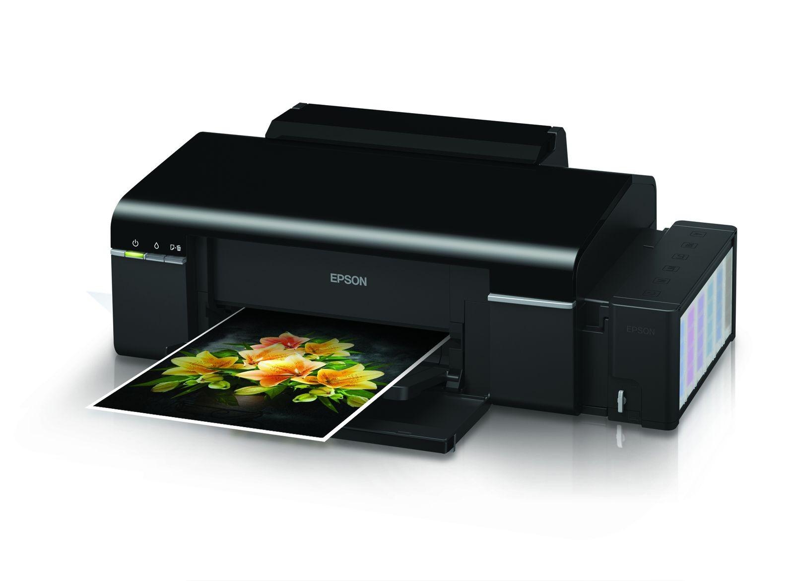 Почему принтер эпсон не печатает черным