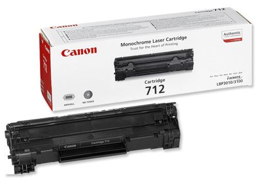Заправка картриджей лазерных принтеров Canon