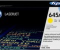 HP Color LJ 5500/5500dn/5500n/5550/5550dn/5550dtn/5550hdn/5550n Желтый